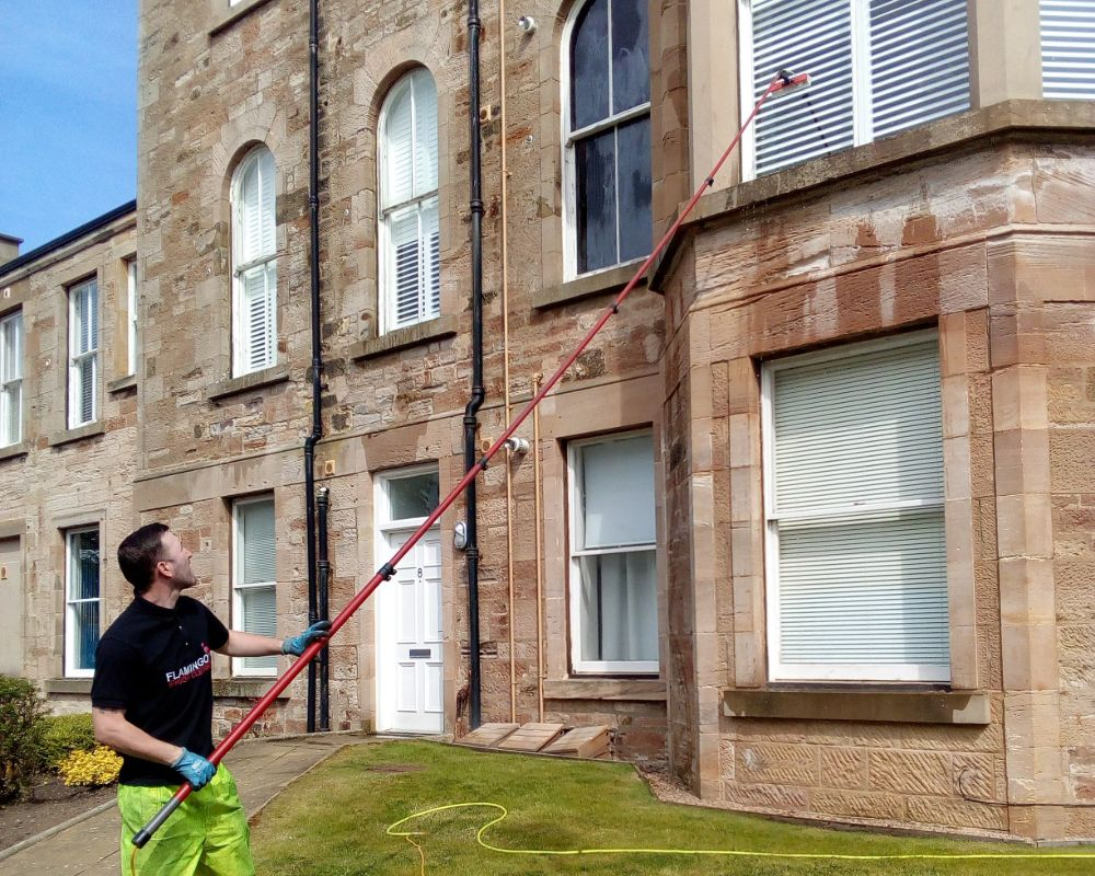 window cleaning ayr