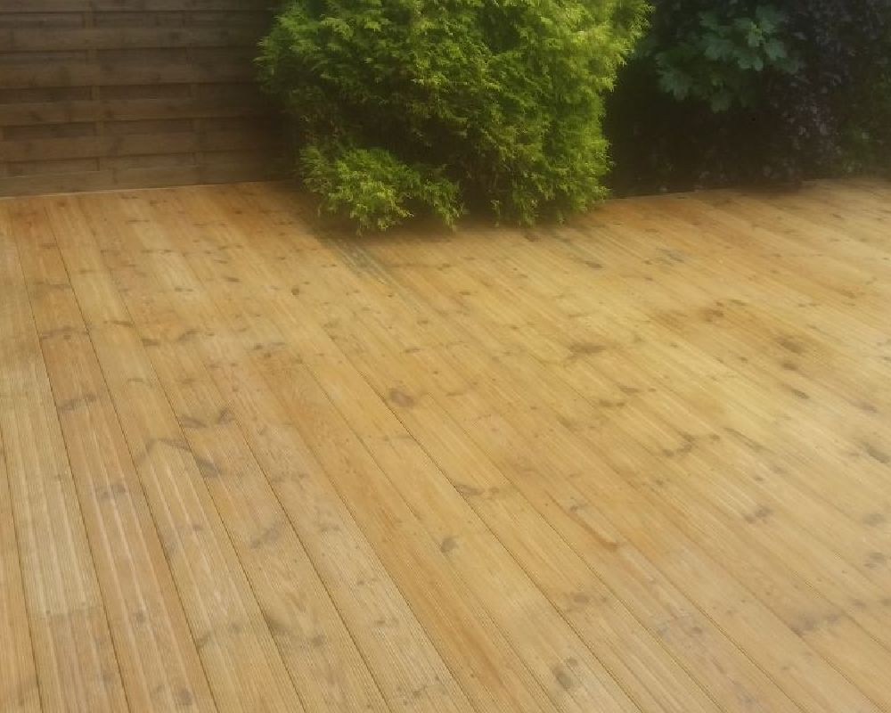 ayr decking cleaners