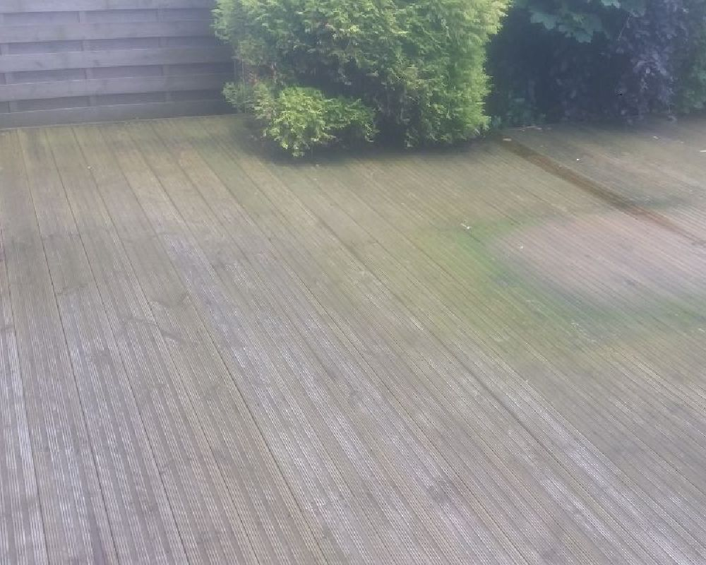 decking cleaning in ayr