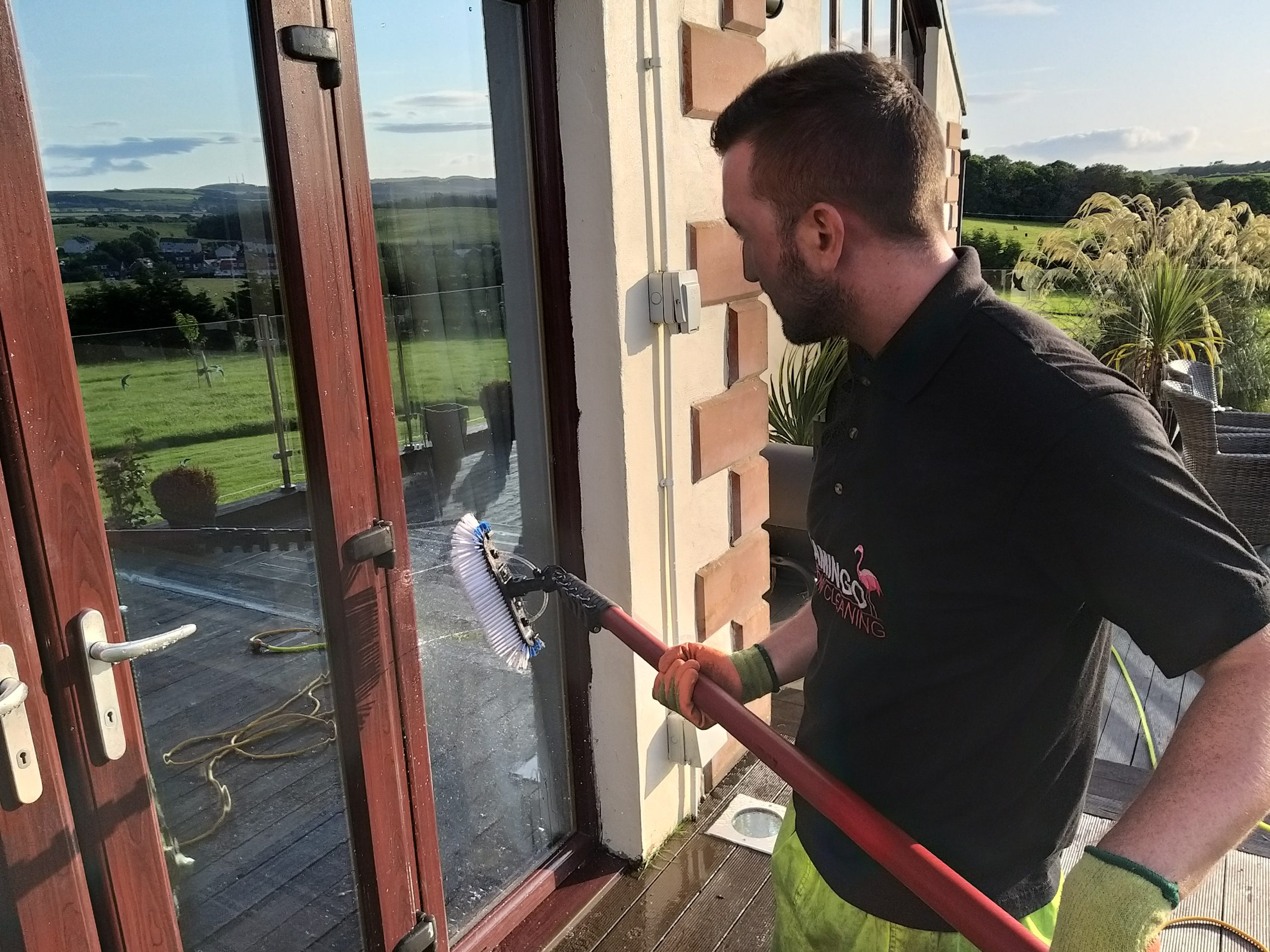 window cleaning ayrshire