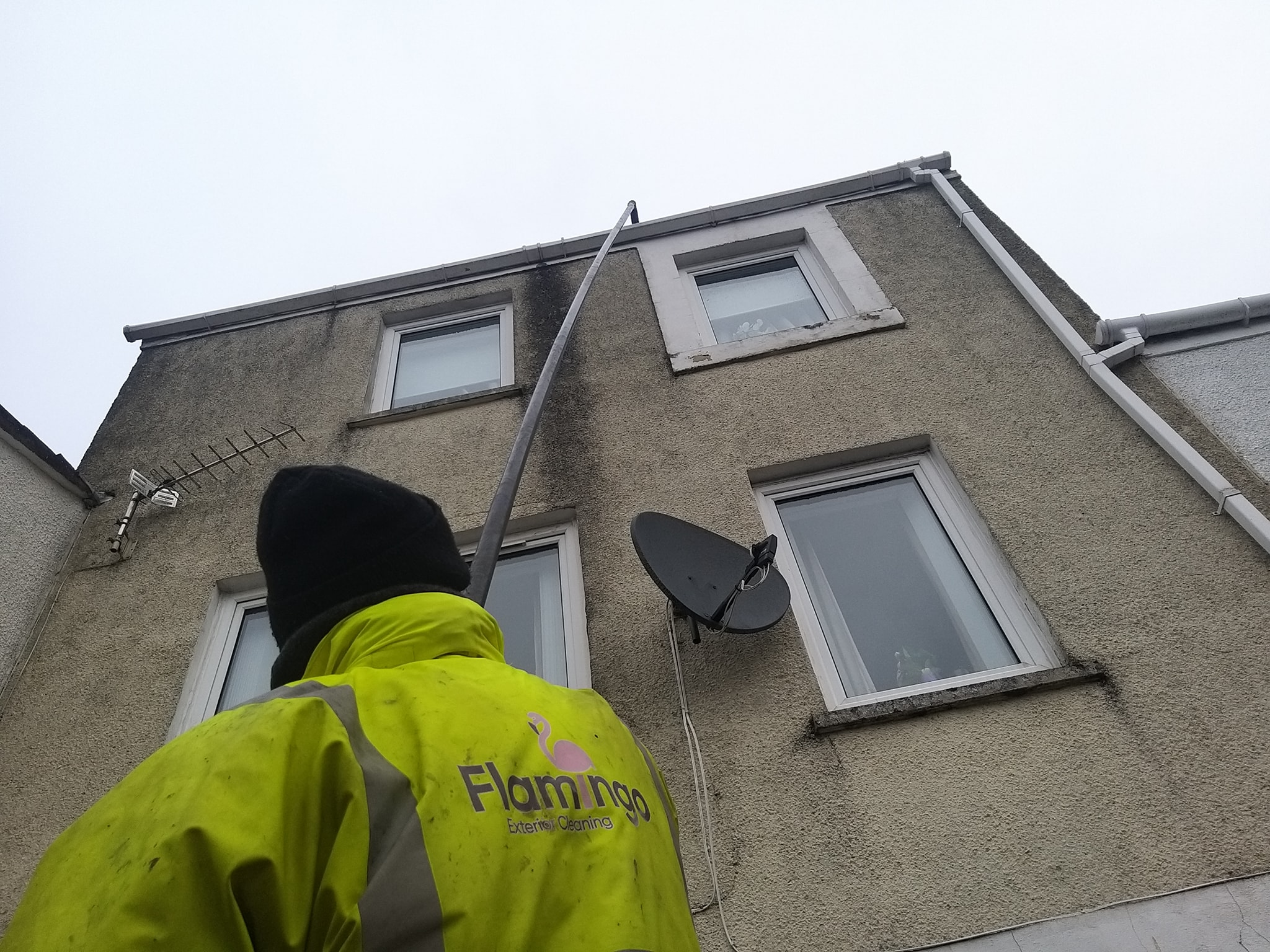 Glasgow gutter cleaners